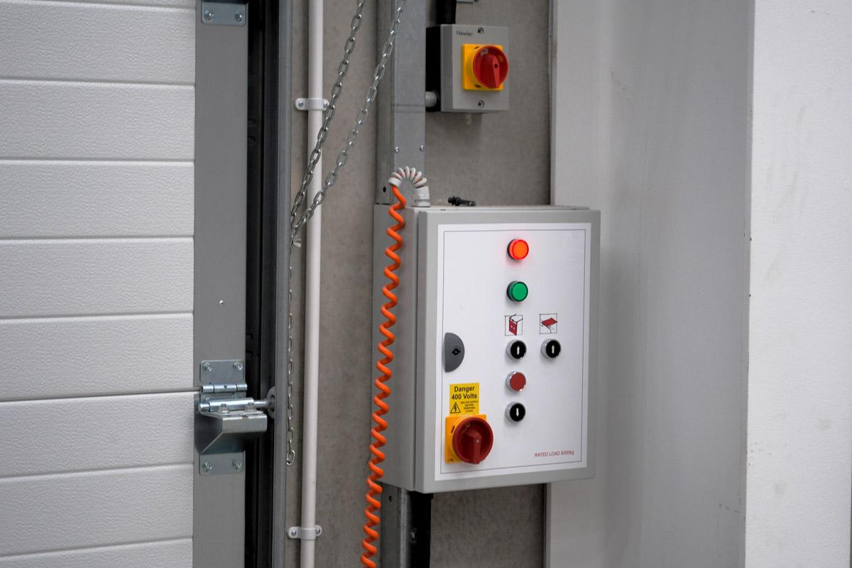 RDM Controls Huddersfield