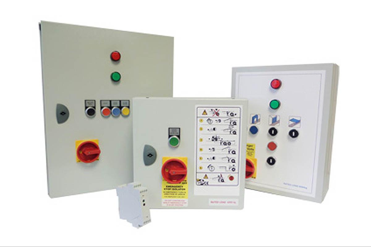 RDM Control Panels